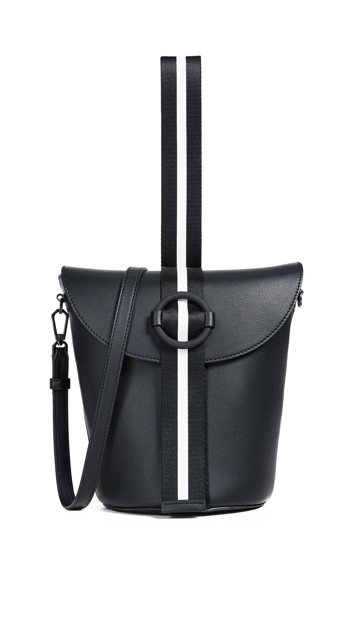Kendall + Kylie Vivian Cross Body Bag In Black