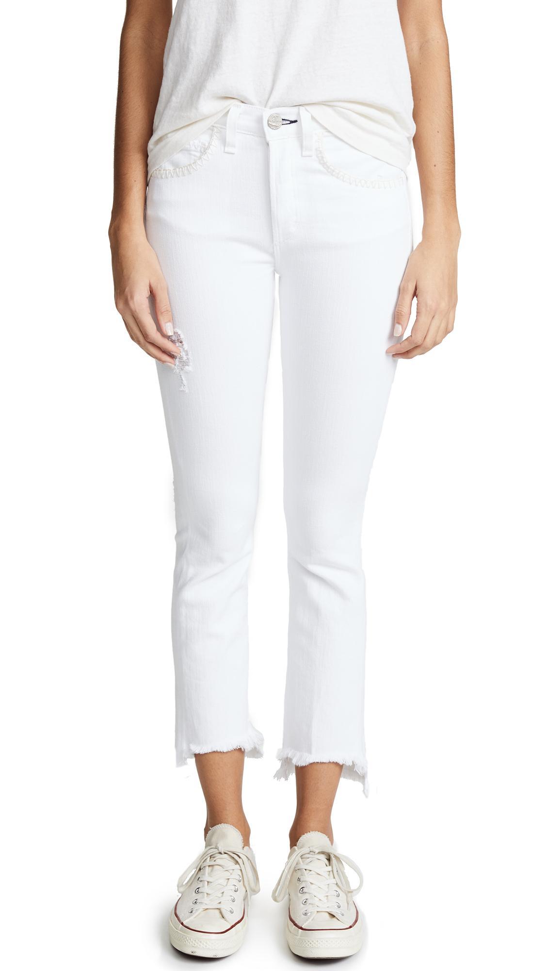 Mcguire Denim Valletta Straight Jeans In Sidari