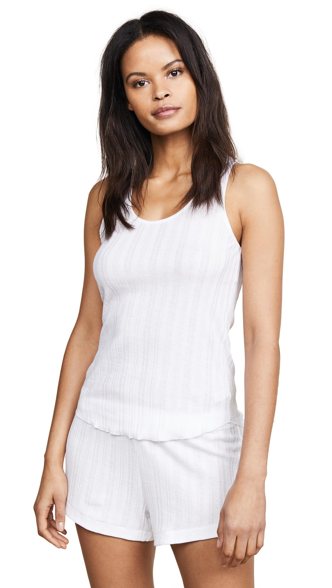 Skin Rae Tank In White