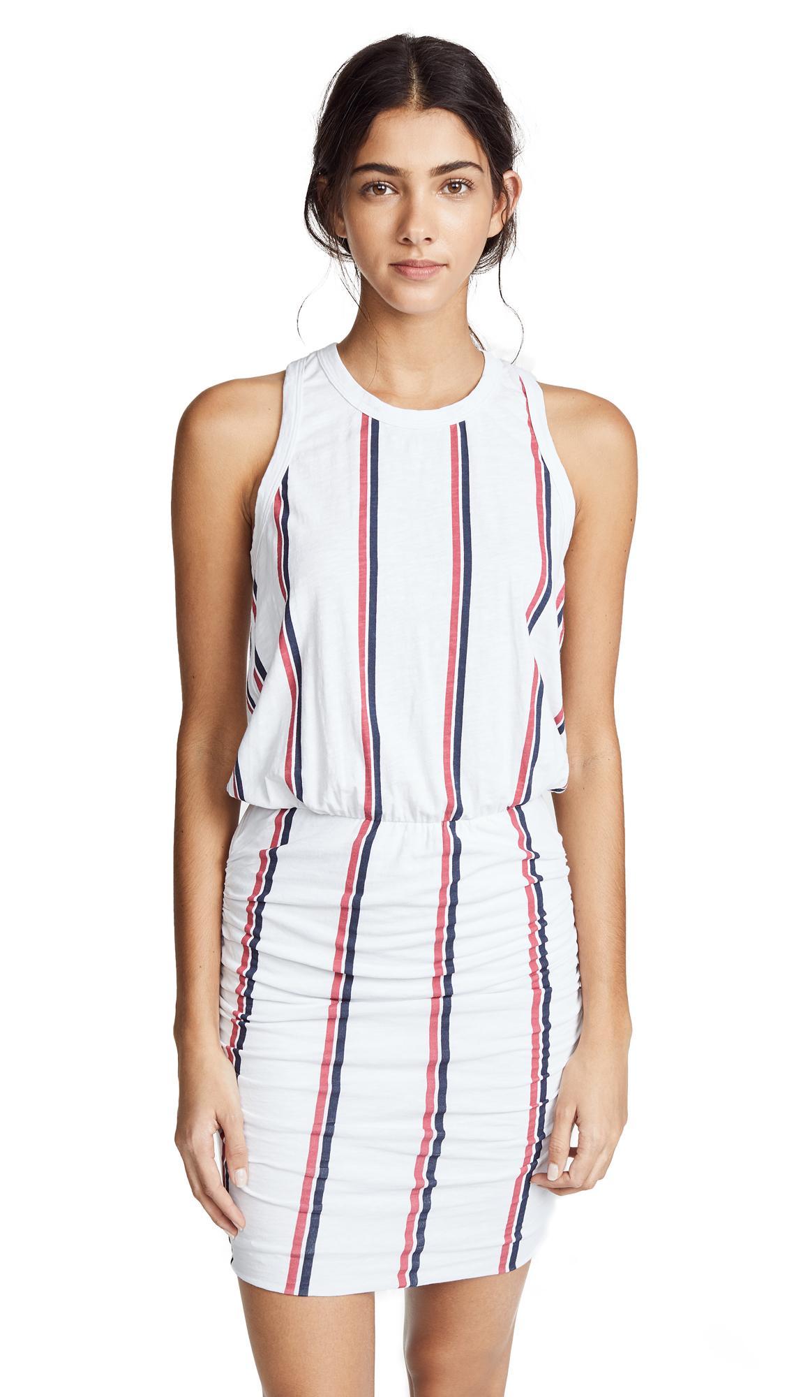 Sundry Sleeveless Dress In Pigment Paper