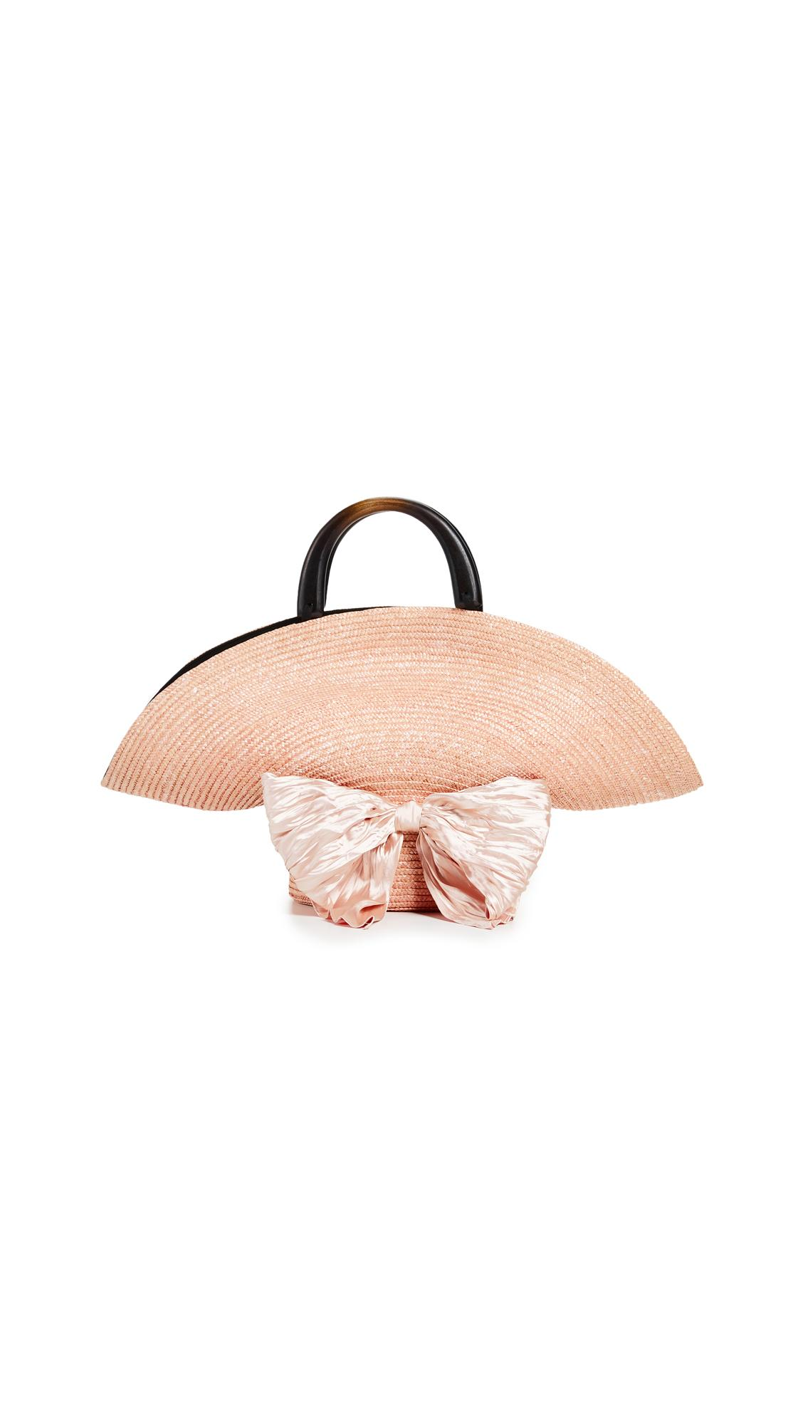 Eugenia Kim Flavia Tote Bag In Peach