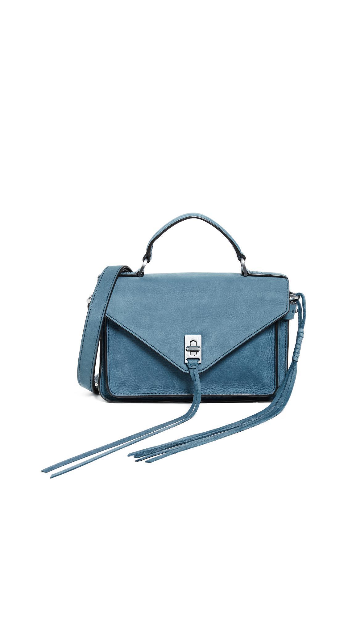 Rebecca Minkoff Small Darren Messenger Bag In Octavio