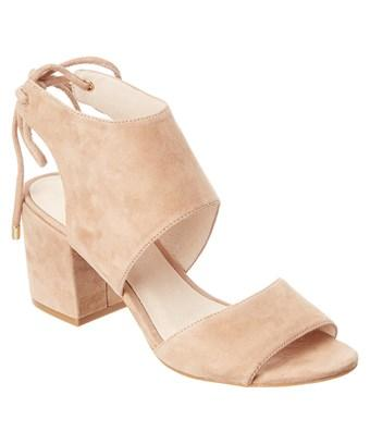 Kenneth Cole New York Vito Suede Sandal In Nocolor