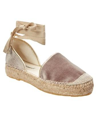 Free People Paradise Espadrille In Taupe