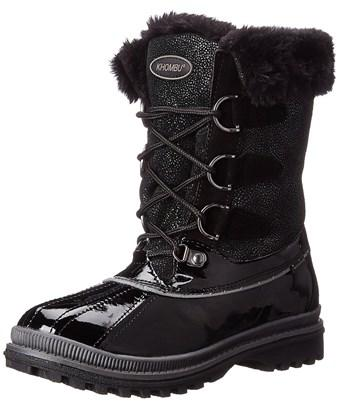Khombu Free Cold Weather Boot In Black