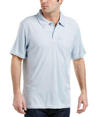 Trunks Surf & Swim Co. David Polo Shirt In Blue