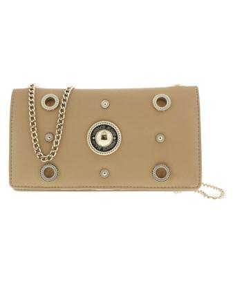 Versace Jeans Ee3vrbpv3 Light Brown/ Beige Wallet