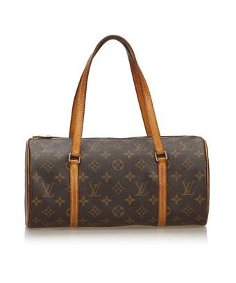 Louis Vuitton Pre-owned: Monogram Papillon 30 In Brown