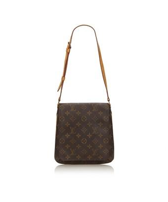 Louis Vuitton Pre-owned: Monogram Musette Salsa Short Strap In Brown X Dark Brown X Brown X Light Brown