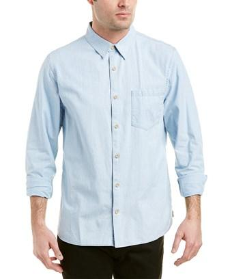 Joe's Jeans Joes Jeans Sandoval Woven Shirt In Blue