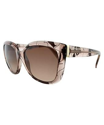Pucci Women's Ep740s 56mm Sunglasses In Nocolor
