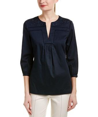 Brooks Brothers Top In Nocolor