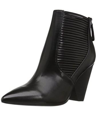 Bcbgeneration Bcbg Generation Women's Alexis Smooth Nappa Ankle Boot In Black