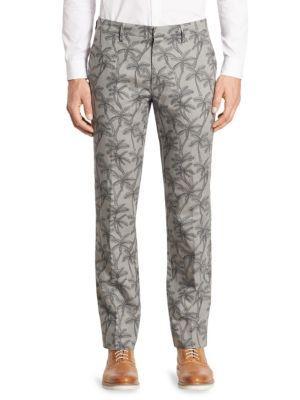 Bonobos Foundation Palm Sketch Trousers