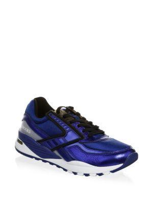 Brooks Regent Athletic Sneakers In Sodalite Blue Black