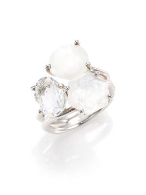 Ippolita Rock Candy Sterling Silver Ring