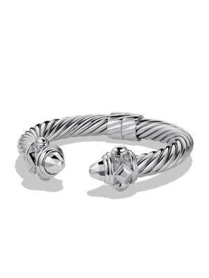 David Yurman Renaissance Bracelet In Silver