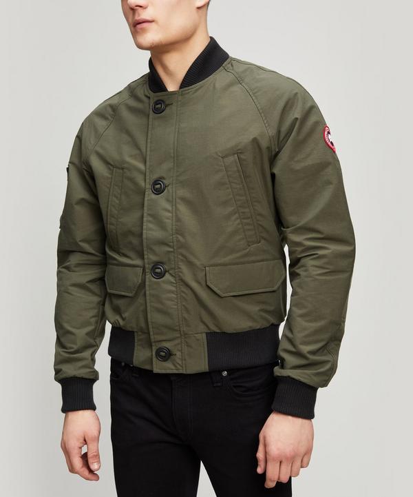 Canada Goose Faber Jacket In Grey