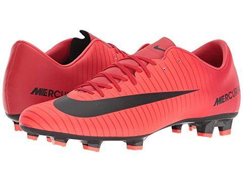 c0f60a684 Nike Mercurial Victory Vi Fg In University Red Black Bright Crimson ...