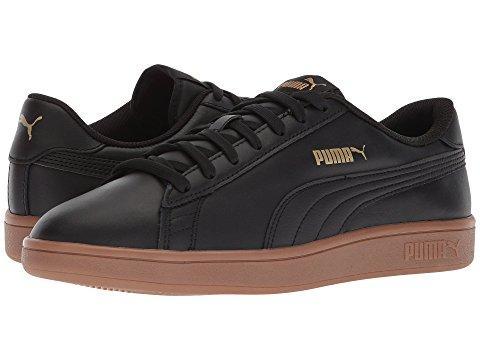 Puma Smash V2 L Plus In Black/black