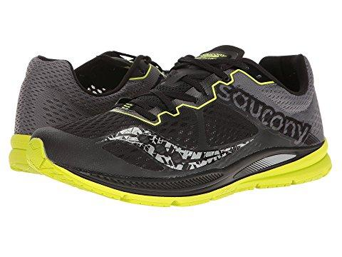 Saucony Fastwitch 8 In Black/citron