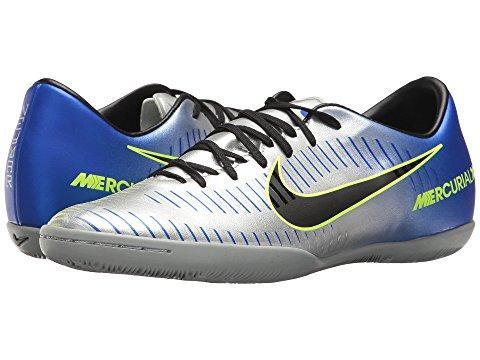 Nike Mercurialx Victory Vi Njr Ic In Racer Blue/black/chrome/volt