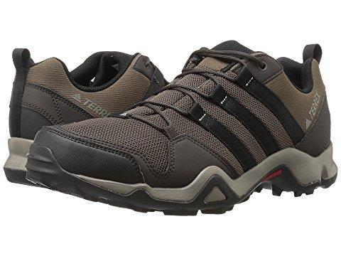 Adidas Originals Terrex Ax2r In Brown/black/night Brown