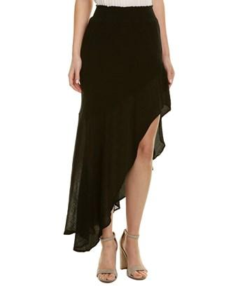 Young Fabulous & Broke Kylie Maxi Skirt In Black