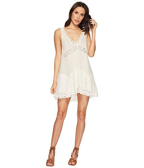 Free People Any Party Trapeze Slip, Ivory