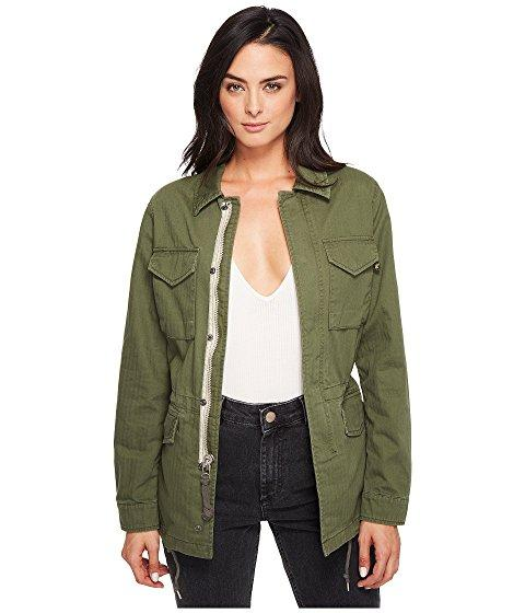 Alpha Industries Revival Field Coat In Olive