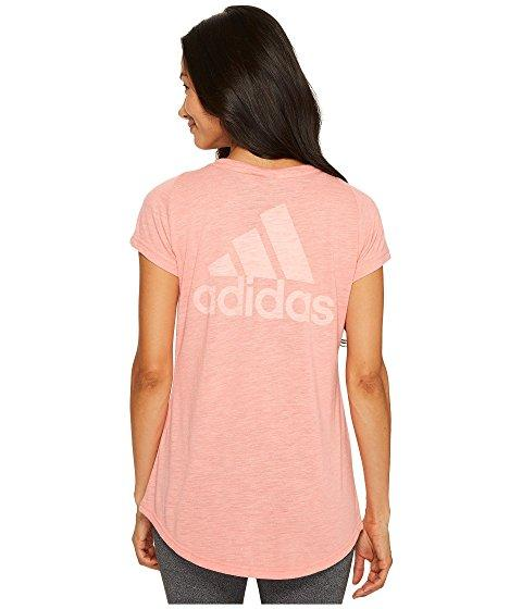 Adidas Originals Winners Tee In Tactile Rose