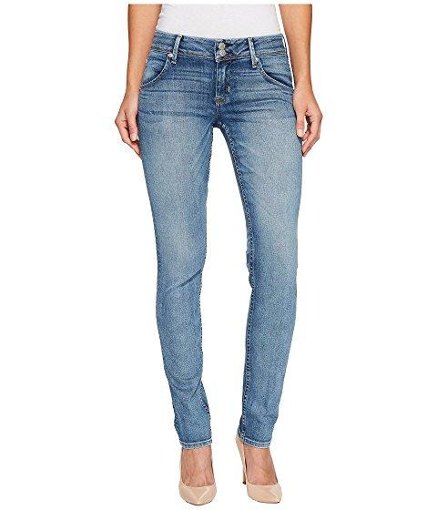 Hudson Collin Mid-rise Skinny In Hushed