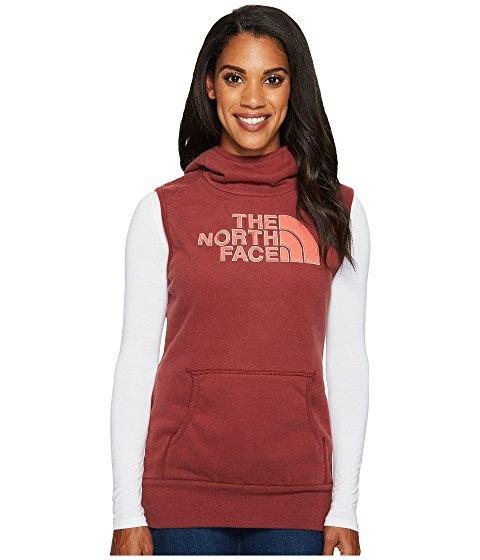 The North Face Avalon Half Dome Vest, Barolo Red/faded Rose