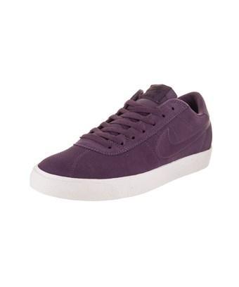 Nike Men's Sb Bruin Zoom Prm Se Skate Shoe In Pro Purple/pro Purple