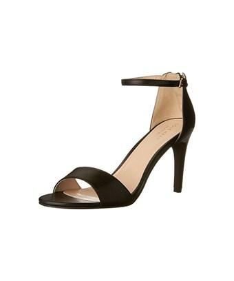 Cole Haan Womens Clara Grand Open Toe Casual Slingback Sandals In Black