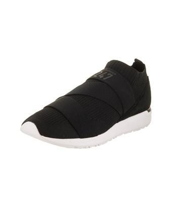 New Balance Men's 247 Knit Casual Shoe In Black