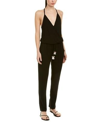Young Fabulous & Broke Chrissy Jumpsuit In Black