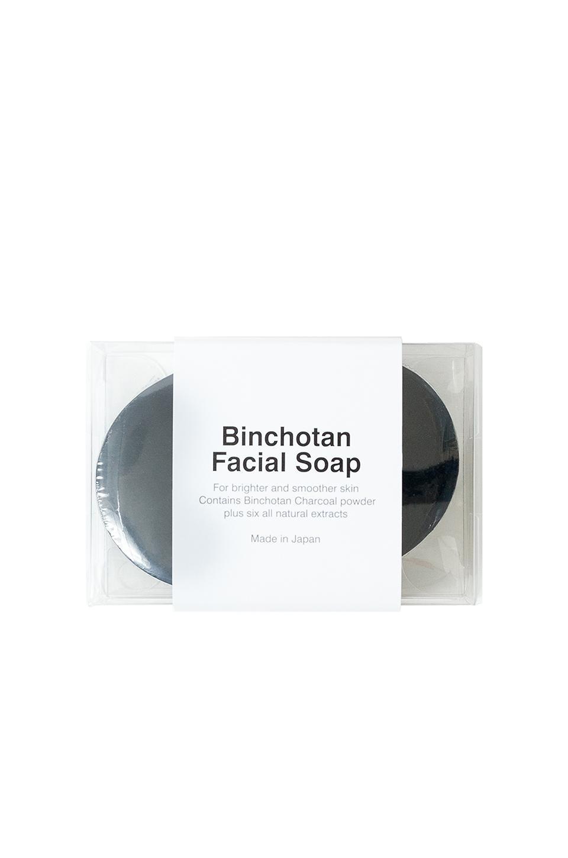 Morihata Binchotan Charcoal Facial Soap In Beauty: Na.