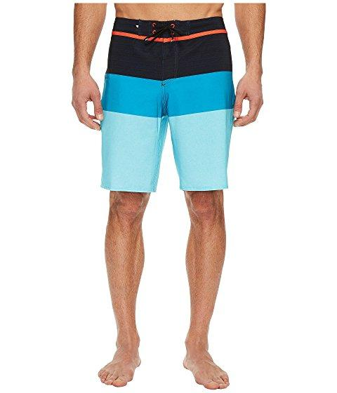 "Quiksilver Everyday Blocked Vee 20"" Boardshorts, Atomic Blue"