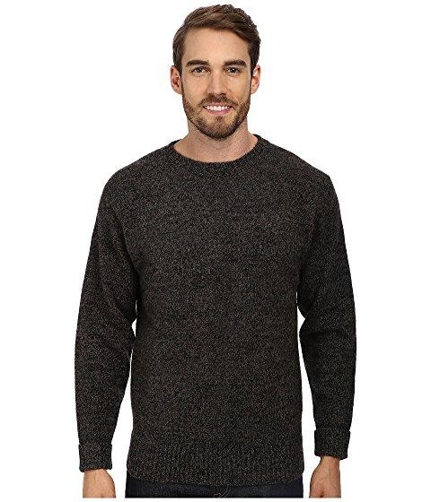 Pendleton Shetland Crew Sweater, Charcoal Heather