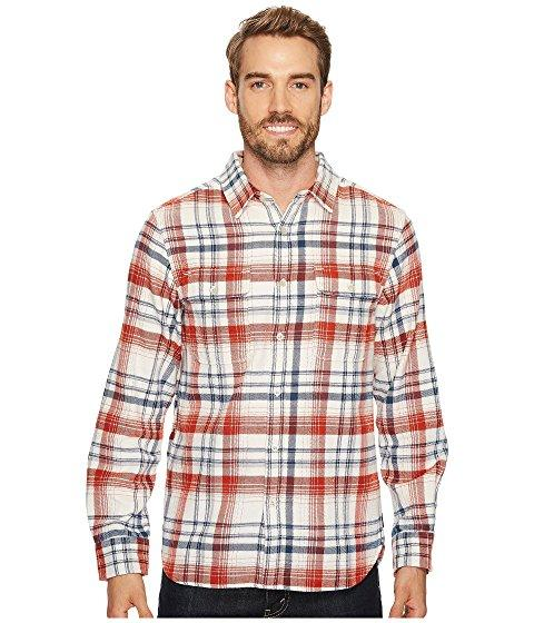 The North Face , Vintage White Plaid