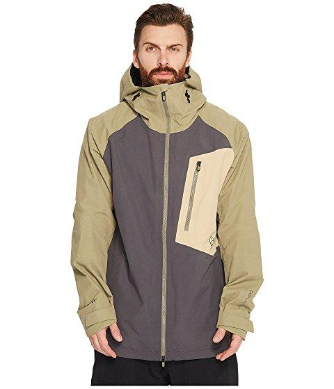Burton [ak] 2l Cyclic Jacket In Faded/rucksack/safari