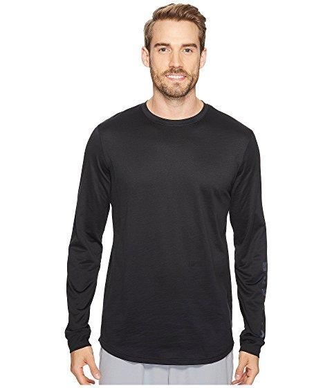 Under Armour Sportstyle Long Sleeve Graphic Tee, Black/stealth Gray