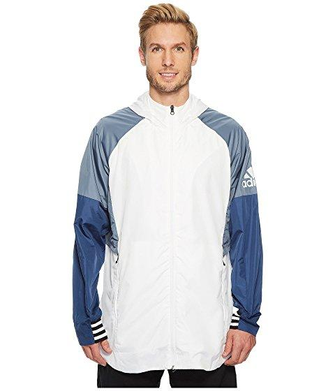 Adidas Originals Sport Id Woven Shell Jacket In White