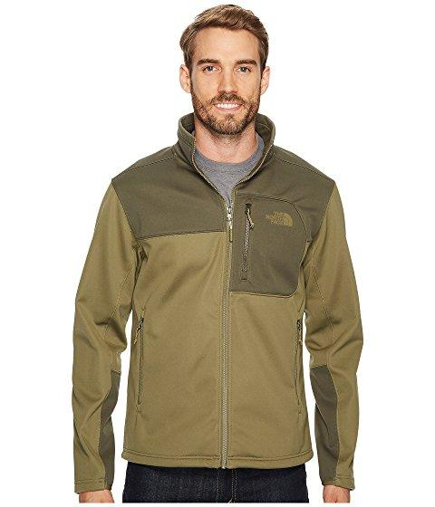 The North Face Apex Risor Jacket, Burnt Olive Green/new Taupe Green