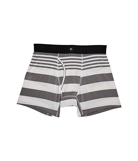 Richer Poorer Dunn Premium Boxer Brief In Charcoal/white
