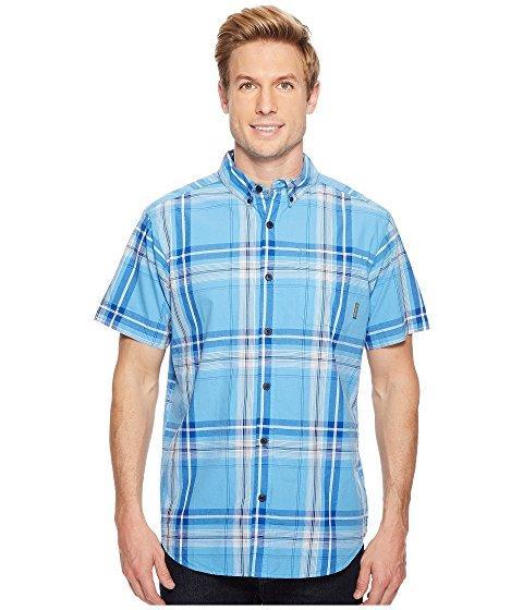 908e4b86aa4 Columbia Rapid Rivers™ Ii Short Sleeve Shirt In Yacht Large Plaid ...
