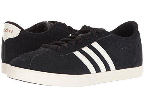 Adidas Originals Courtset, Black/chalk White/copper Suede