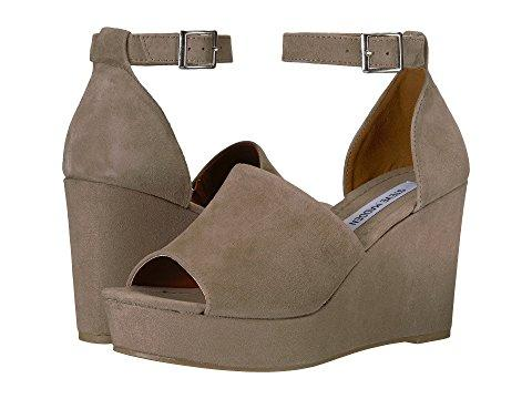 Steve Madden Janette, Taupe Suede