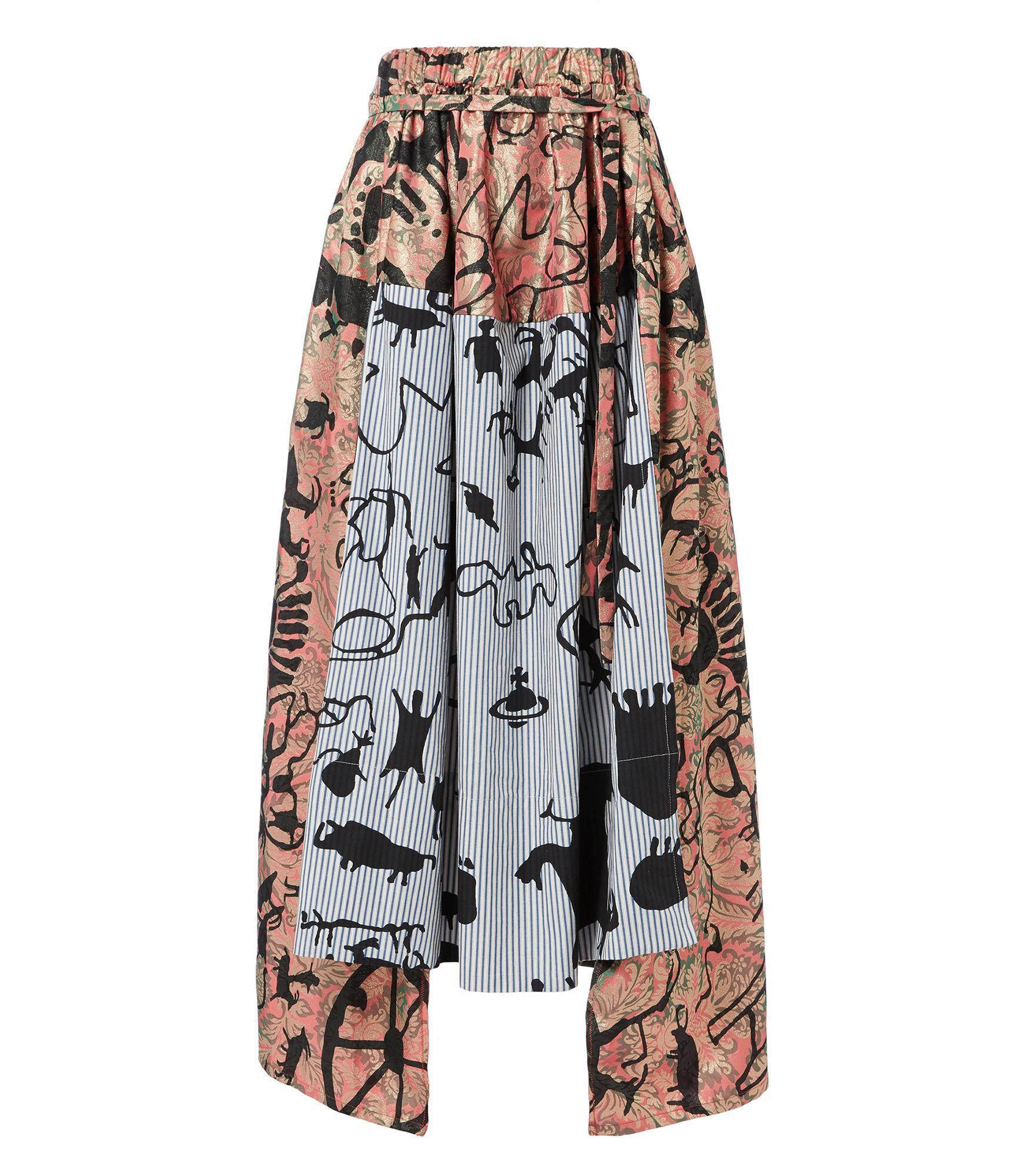 Vivienne Westwood Gabriella Skirt Pink